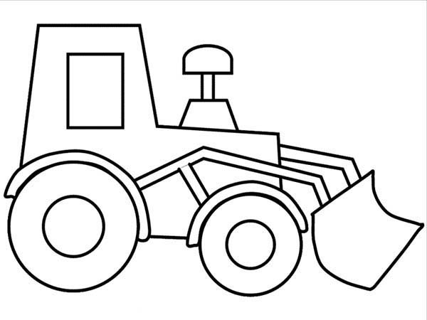 construction truck coloring pages - bulldozer construction coloring pages printable coloring pages